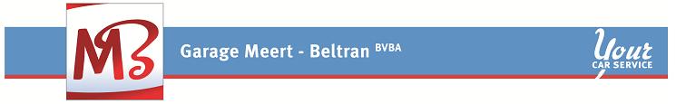 Garage Meert Beltran bvba